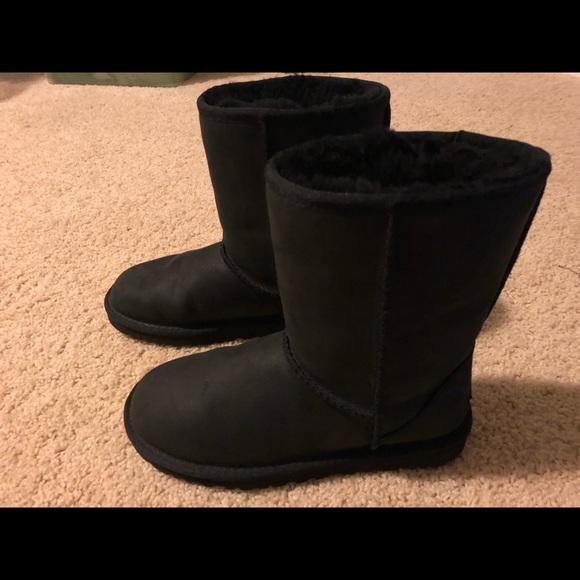 classic short waterproof boot ugg